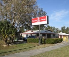 Image of Discount Mini Storage Stuart Facility on 2601 Southeast Miami Street  in Stuart, FL - View 3
