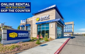 Simply Self Storage - 13461 Rosecrans Avenue