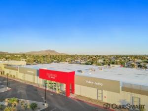 Image of CubeSmart Self Storage - AZ Phoenix West Greenway Road Facility on 3401 West Greenway Road  in Phoenix, AZ - View 2