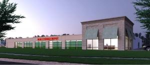 Image of Mini Storage Depot in La Vergne Facility at 5595 Murfreesboro Road  La Vergne, TN