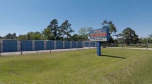 Image of Spring Self Storage Facility at 24507 WEST HARDY ROAD  Spring, TX