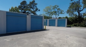 Image of Spring Self Storage Facility on 24507 WEST HARDY ROAD  in Spring, TX - View 2