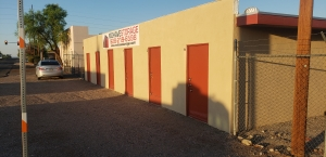 Mohave Storage -Trane