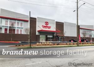 Picture of CubeSmart Self Storage - Atlanta - 578 Whitehall St SW