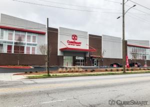 Image of CubeSmart Self Storage - Atlanta - 578 Whitehall St SW Facility at 578 Whitehall Street Southwest  Atlanta, GA