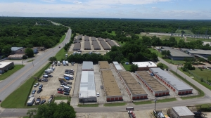 Image of Absolute Self Storage Facility on 5656 Military Parkway  in Dallas, TX - View 3