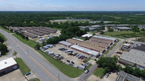 Image of Absolute Self Storage Facility on 5656 Military Parkway  in Dallas, TX - View 2