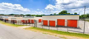 Image of Absolute Self Storage Facility at 5656 Military Parkway  Dallas, TX