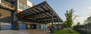 Image of EADO Storage Facility on 1025 Sampson Street  in Houston, TX - View 2