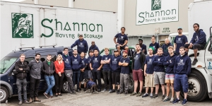 Shannon Moving & Storage - 1569 Custer Avenue, San Francisco