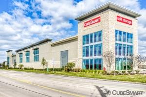 Image of CubeSmart Self Storage - Rosenberg - 306 Farm to Market Rd 2977 Facility at 306 FM 2977  Rosenberg, TX