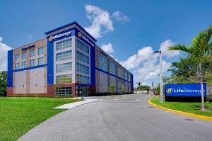 Image of Life Storage - Dania Beach - 850 Stirling Road Facility at 850 Stirling Road  Dania Beach, FL
