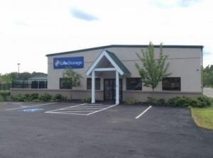 Image of Life Storage - Falmouth - 50 Gray Road Facility at 50 Gray Road  Falmouth, ME