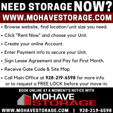 Mohave Storage - Kingman Andy