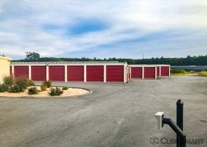 Image of CubeSmart Self Storage - Grafton Facility on 100 Milford Road  in South Grafton, MA - View 2