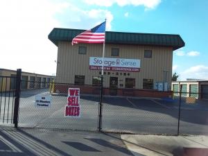 Image of Storage Sense - Huntsville - County Road Facility at 1015 County Road Northwest  Huntsville, AL