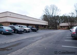 Image of CubeSmart Self Storage - Norcross - 3120 Medlock Bridge Rd. Facility on 3120 Medlock Bridge Road  in Norcross, GA - View 2