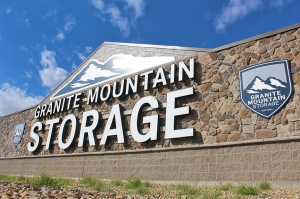 Image of Granite Mountain Storage Facility on 4553 South 3820 West  in West Valley City, UT - View 2