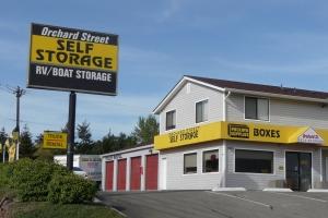 Image of Orchard Street Self Storage Facility at 4001 S Orchard St  Tacoma, WA