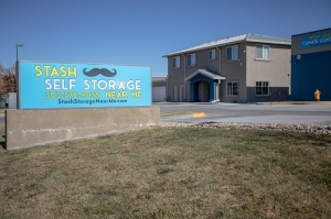 Image of Stash Self Storage Near Me - Green Valley Ranch Facility on 4170 Tower Road  in Denver, CO - View 2