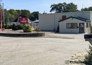 Image of CubeSmart Self Storage - Taunton Facility at 436 Winthrop Street  Taunton, MA