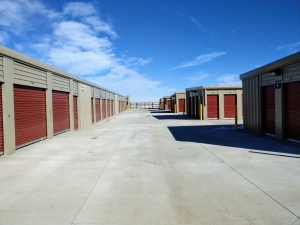 Image of Fortress Self Storage Facility on 9191 County Road 2  in Brighton, CO - View 3