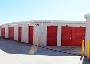 Image of Addison Airport Self Storage Facility on 4485 Glenn Curtiss Drive  in Addison, TX - View 2