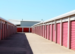 Image of Addison Airport Self Storage Facility on 4485 Glenn Curtiss Drive  in Addison, TX - View 3