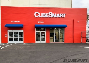 Image of CubeSmart Self Storage - Stamford - 370 W. Main St. Facility at 370 West Main Street  Stamford, CT