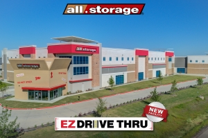 Image of All Storage - Mansfield - (287 South @Heritage Pkwy) - 1743 Commerce Dr. Facility at 1751 Commerce Drive  Mansfield, TX