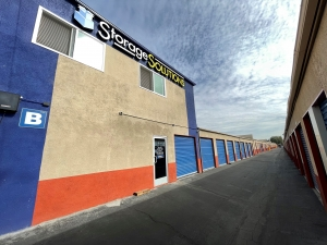 Image of Storage Solutions - Pomona Facility on 2680 North Garey Avenue  in Pomona, CA - View 2