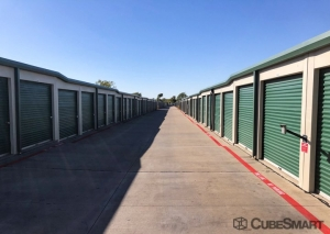 Image of CubeSmart Self Storage - Fort Worth - 8065 Old Decatur Rd. Facility at 8065 Old Decatur Road  Fort Worth, TX