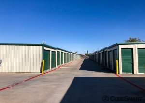 Image of CubeSmart Self Storage - Fort Worth - 8065 Old Decatur Rd. Facility on 8065 Old Decatur Road  in Fort Worth, TX - View 2