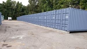 Image of SteelSafe Storage Lenoir LLC Facility at 518 Virginia Street Southwest  Lenoir, NC