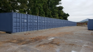 Image of SteelSafe Storage Lenoir LLC Facility on 518 Virginia Street Southwest  in Lenoir, NC - View 2