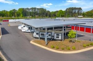Image of Life Storage - Harrisburg - 169 Harrisburg Veterans Road Facility on 169 Harrisburg Veterans Road  in Harrisburg, NC - View 4