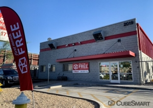Image of CubeSmart Self Storage - Phoenix - 2019 W. Glendale Ave. Facility at 2019 West Glendale Avenue  Phoenix, AZ