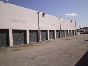 Image of Access Self Storage of Davie Facility on 7000 Southwest 22Nd Court  in Davie, FL - View 2