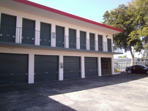 Image of Access Self Storage of Davie Facility on 7000 Southwest 22Nd Court  in Davie, FL - View 3