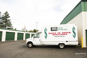 Image of Money Saver Johnson Creek Facility on 7702 SE 92nd Ave  in Portland, OR - View 4