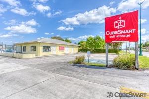 Image of CubeSmart Self Storage - Palm City Facility at 1655 Southwest Martin Highway  Palm City, FL
