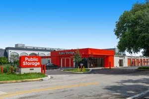 Image of Public Storage - Ft Lauderdale - 5080 N State Road 7 Facility at 5080 N State Road 7  Ft Lauderdale, FL