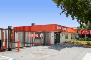 Image of Public Storage - Ft Lauderdale - 1480 NW 23rd Ave Facility at 1480 NW 23rd Ave  Ft Lauderdale, FL