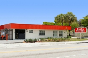Image of Public Storage - Ft Lauderdale - 1020 NW 23rd Ave Facility at 1020 NW 23rd Ave  Ft Lauderdale, FL
