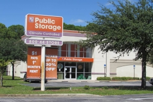 Image of Public Storage - Tampa - 7803 W Waters Ave Facility at 7803 W Waters Ave  Tampa, FL
