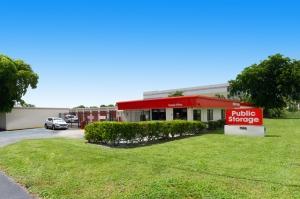 Image of Public Storage - No Lauderdale - 7550 McNab Road Facility at 7550 McNab Road  No Lauderdale, FL