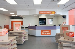 Image of Public Storage - Oldsmar - 4080 Tampa Road East Facility on 4080 Tampa Road East  in Oldsmar, FL - View 3