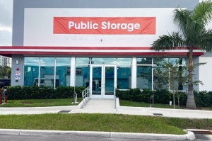 Image of Public Storage - Ft Lauderdale - 812 NW 1st Street Facility at 812 NW 1st Street  Ft Lauderdale, FL