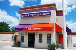 Image of Public Storage - San Antonio - 555 W Sunset Road Facility at 555 W Sunset Road  San Antonio, TX