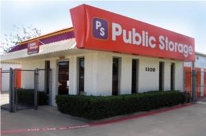 Image of Public Storage - Richardson - 1100 North Central Expressway Facility at 1100 North Central Expressway  Richardson, TX